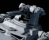 HISW 432 Autocannon Turret