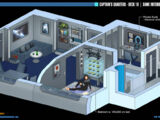 Command Officer Quarters