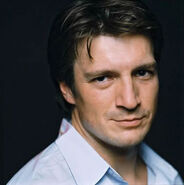 Nathan fillion as (not yet named)