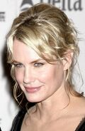 Daryl hannah as (not yet named)