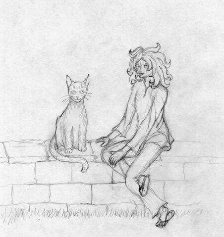 File:EMily and WIkki on the wall from DA.jpg
