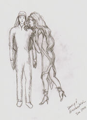 Darcy and Alexandreil second scan