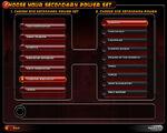 UI Secondary Set Select