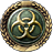Badge villain contaminated
