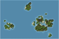 Map MonsterIsland