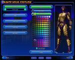 Costume Set Enforcer Light