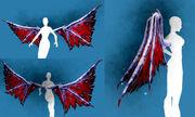 Wings Burned