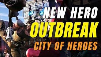 CITY OF HEROES Gameplay 2019! New Hero And Outbreak Missions!