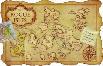 Map RogueIsles