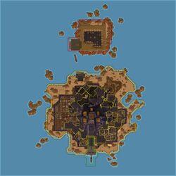 Map Grandville