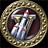 V badge WarburgRocketBadge