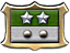 Badge stature 12