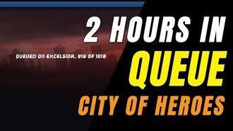 CITY OF HEROES 2019! Almost 2 Hours In Queue!