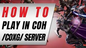 How To Play In The City Of Heroes COXG Server By 4Channers!