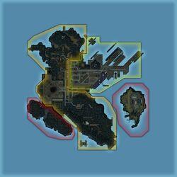 Map SharkheadIsle