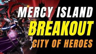 CITY OF HEROES Gameplay 2019! Breaking Out, Snakes In Mercy Island!