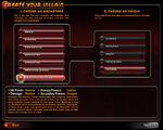 UI Archetype Select