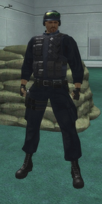 PPD Swat Officer