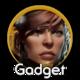 Gadget-bubble