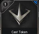 Cast Token