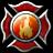 Badge firefighter
