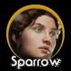 Sparrow-bubble
