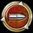 V badge MayhemHeroSlayer