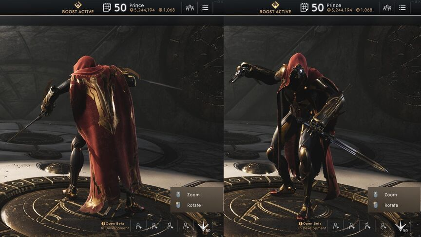 Kallari Monastic Rogue skin