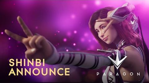 Paragon - Shinbi Announce