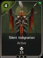 Silent Indignation