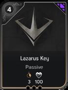 Lazarus Key