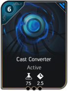 Cast Converter