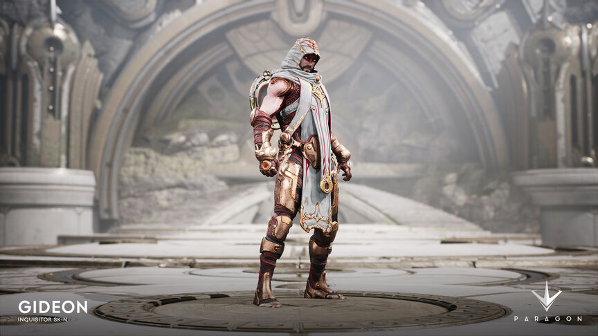 Gideon Inquisitor skin