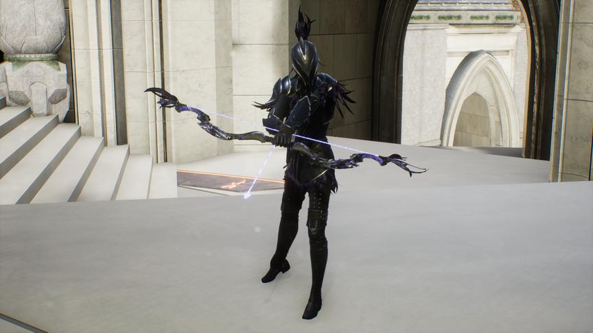 Sparrow Raven skin