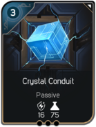 Crystal Conduit