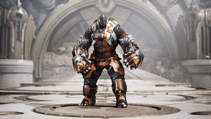 Steel Master skin