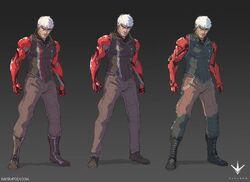 Twinblast concept art