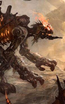 Card Hellfire Engine