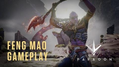 Paragon - Feng Mao Gameplay Highlights (For Download)
