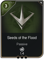Seeds of the Flood card