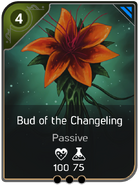 Bud of the Changeling
