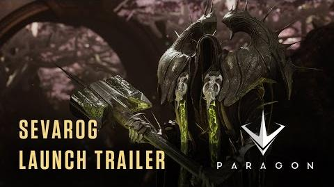 Paragon - Sevarog Launch Trailer