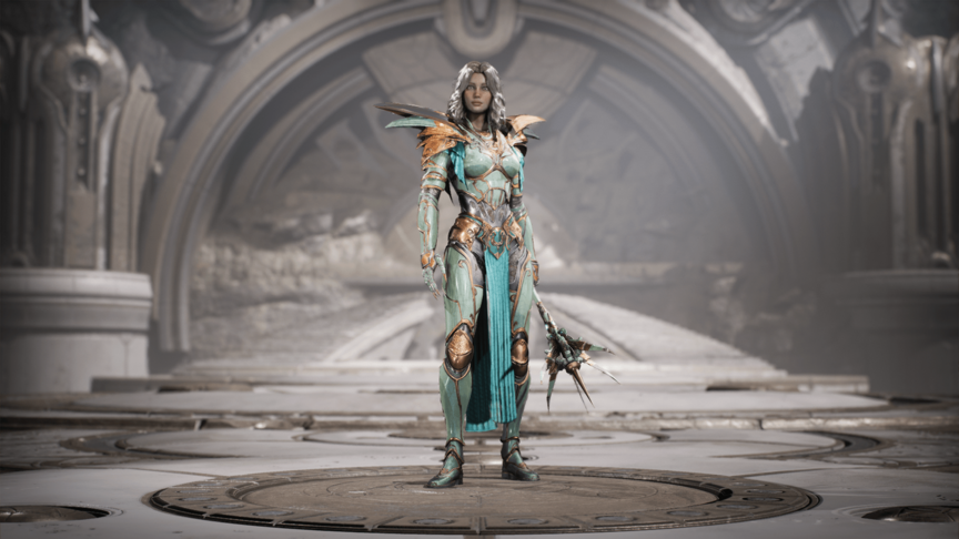 Serath Unreleased skin