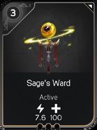 Sage's Ward