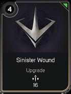 Sinister Wound