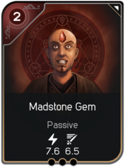Madstone Gem card