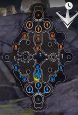 Agora mini map view