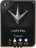 Lord's Key