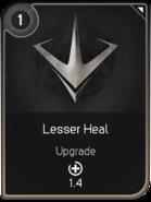 Lesser Heal