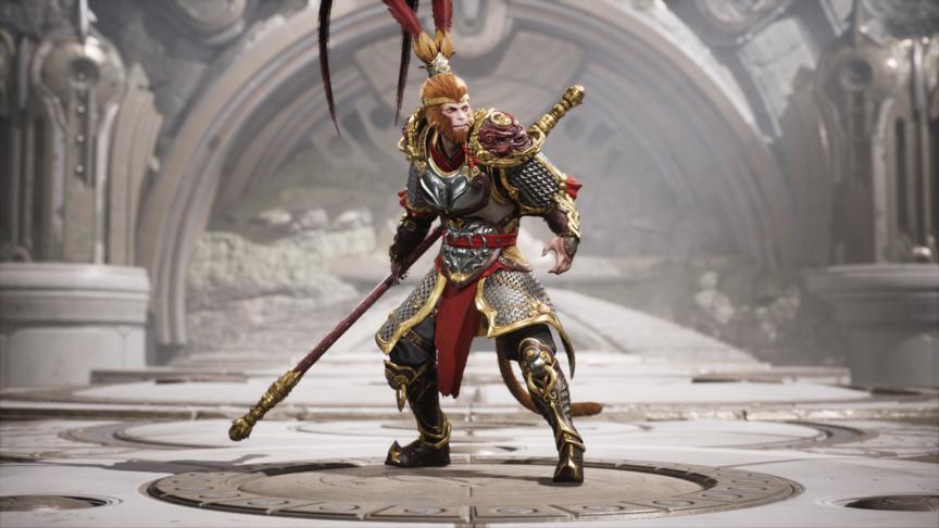 Wukong Great Sage skin